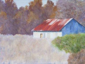 Fallow Field, Oil, 16x12, *
